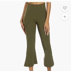 High Waisted Lyla Flare Yoga Pants, XS